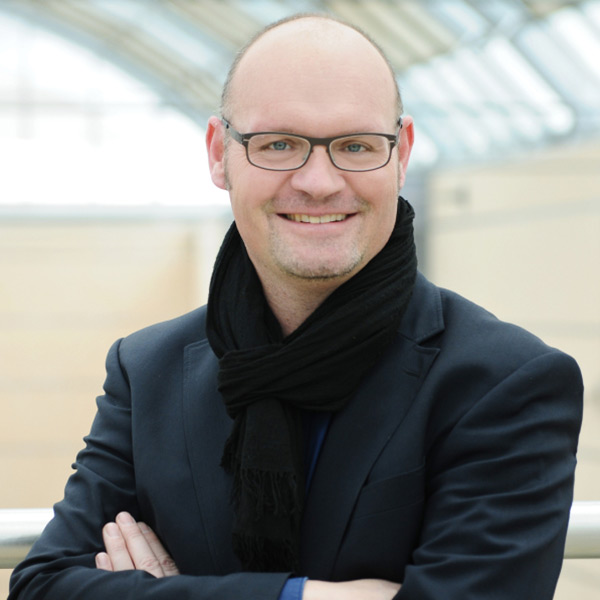 Olaf Gisbertz, Bildnachweis: IB/TU Braunschweig